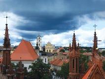Vilnius fotografia de stock royalty free