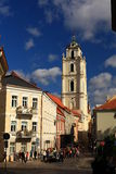 Vilnius fotos de stock royalty free