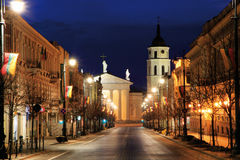 Vilnius fotos de stock