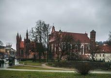 vilnius Stockfoto