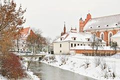 vilnius Στοκ φωτογραφία με δικαίωμα ελεύθερης χρήσης
