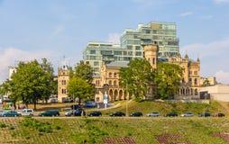 Παλάτι σε Vilnius Στοκ Φωτογραφίες