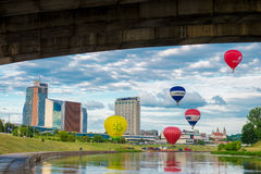 Vilnius attractions Stock Photography