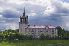 Vilnius building Stock Image