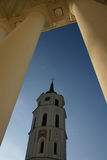 Vilnius Cathedral detail Royalty Free Stock Photo