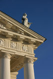 Vilnius Cathedral detail Royalty Free Stock Images