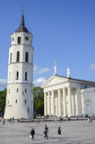 Vilnius Cathedral Royalty Free Stock Photos