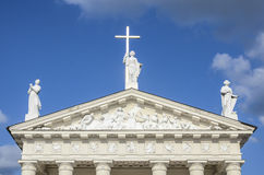 Free Vilnius Cathedral Sculptures Stock Photos - 54973953