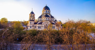 Vilnius church. Lady of the Sign church in Vilnius, Lithuania stock images