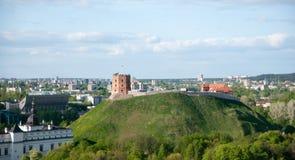 Vilnius city attractions Stock Photos