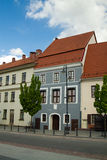 Vilnius city. Beautiful European city. Scenic spots in Europe Royalty Free Stock Photos