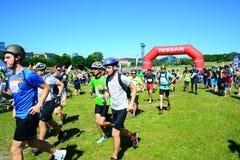 Vilnius city open sport event Vilnius Challenge Royalty Free Stock Images