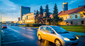 Vilnius city Royalty Free Stock Image