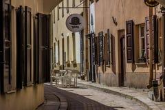 Vilnius door mijn eyes_12 stock fotografie