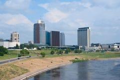 Vilnius downtown Stock Photography