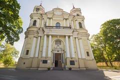 Vilnius Stock Images