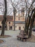 vilnius Iglesia vieja imágenes de archivo libres de regalías