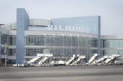 Vilnius International airport Stock Photos