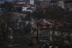 Vilnius landskap Arkivbild