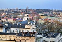 Vilnius, Litauen Stockbilder
