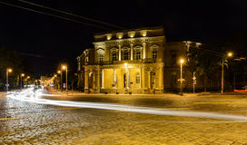 Vilnius Litauen, Europa, arkivakademi av vetenskaper royaltyfri fotografi