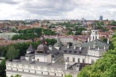Vilnius, Lithuania imagens de stock