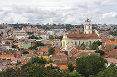 Vilnius, Lithuania Stock Images