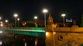 Vilnius, Lithuania  stock footage