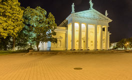 Vilnius, lithuania, europe, cathedral Royalty Free Stock Photos