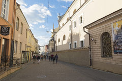 Vilnius Royalty Free Stock Photos
