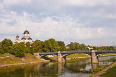 Vilnius, Lithuania Royalty Free Stock Photography