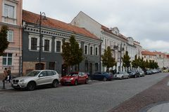 Vilnius Royalty Free Stock Images
