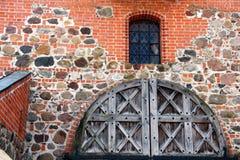 Vilnius, Lithuania. Trakai Castle Royalty Free Stock Photo