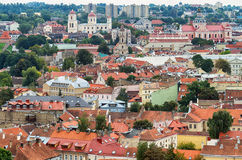 Vilnius Lithuania Royalty Free Stock Photos