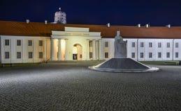 Vilnius, Lithuanie, l'Europe, le nouvel arsenal Image libre de droits