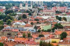 Vilnius Lituânia Fotos de Stock Royalty Free
