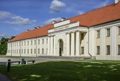 Vilnius, Lituania, Europa, il nuovo arsenale Fotografia Stock Libera da Diritti