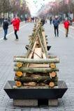 Vilnius, Lituania fotos de archivo libres de regalías