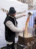 VILNIUS-MARCH 5 2011 Imagem de Stock