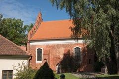 vilnius Nicholas ST εκκλησιών Στοκ Φωτογραφία