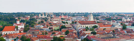 Vilnius Old Town, Lithuania Stock Images