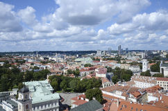 Vilnius old town Royalty Free Stock Photo
