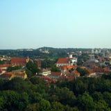 Vilnius, Old town. Stock Photos