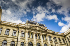 Vilnius oldtown street ,Lithuania Stock Images