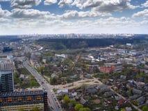 Vilnius-Stadt Lizenzfreie Stockfotografie