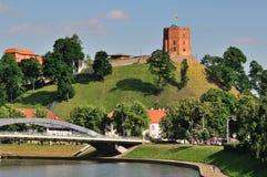 Vilnius-Stadtbild Lizenzfreies Stockfoto