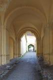 Vilnius stara grodzka brama Obrazy Royalty Free