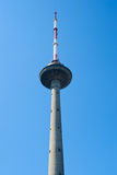 Vilnius television tower Royalty Free Stock Photos