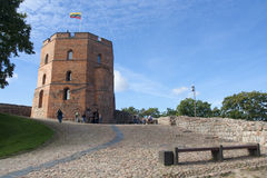 Vilnius tower Royalty Free Stock Photos