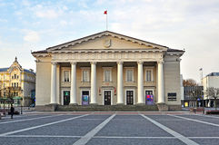 Vilnius townhall, Lithuania Stock Image